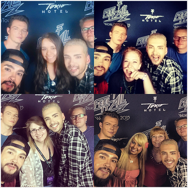 9 343 / 03.08.2015 - Meet & Greet à Denver.