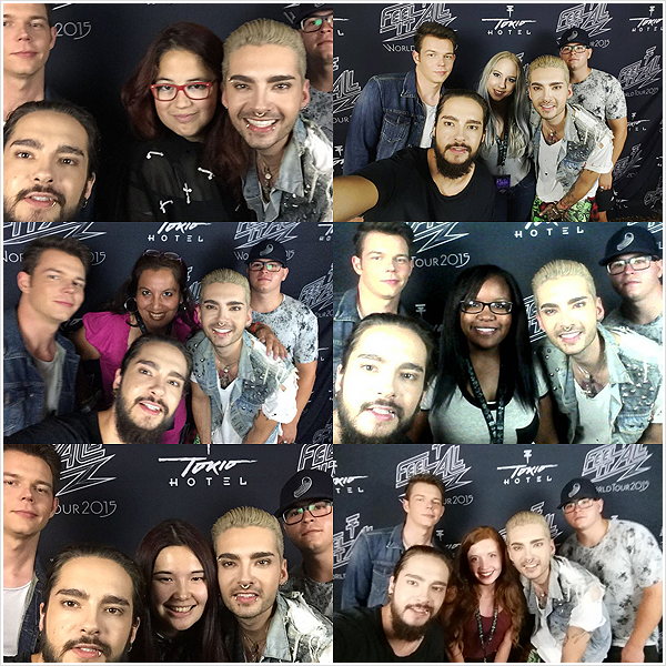 9 350 / 05.08.2015 - Meet & Greet à Chicago.