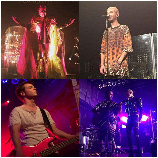 9 366 / 09.08.2015 - Concert à Cleveland @ House of Blues.