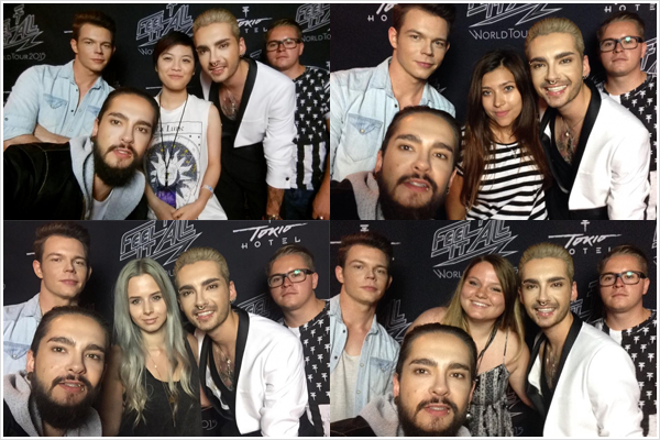 9 378 / 12.08.2015 - Meet & Greet à New York