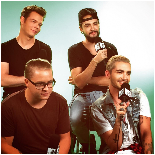 9 381 / 13.08.2015 - MTV Interview, New York