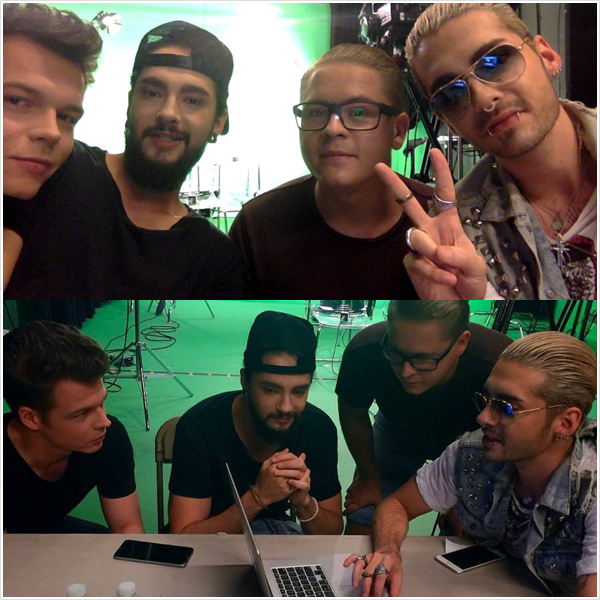9 382 / 13.08.2015 - Q&A @ MTV's Tumblr, New York