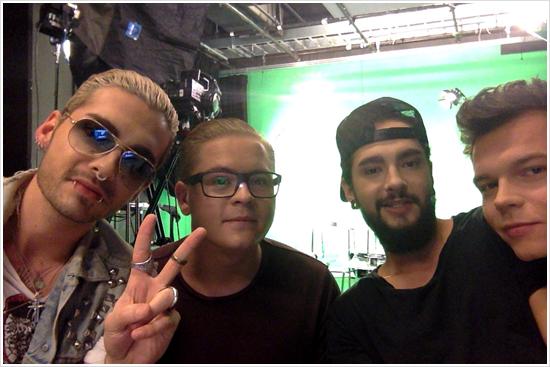 9 395 / 13.08.2015 - Q&A pour MTV's Tumblr.