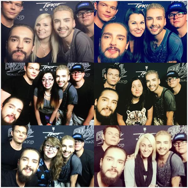 9 410 / 16.08.2015 - Meet & Greet à Philadelphie.