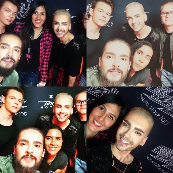 9 429 / 20.08.2015 - Meet & Greet à Bogota.