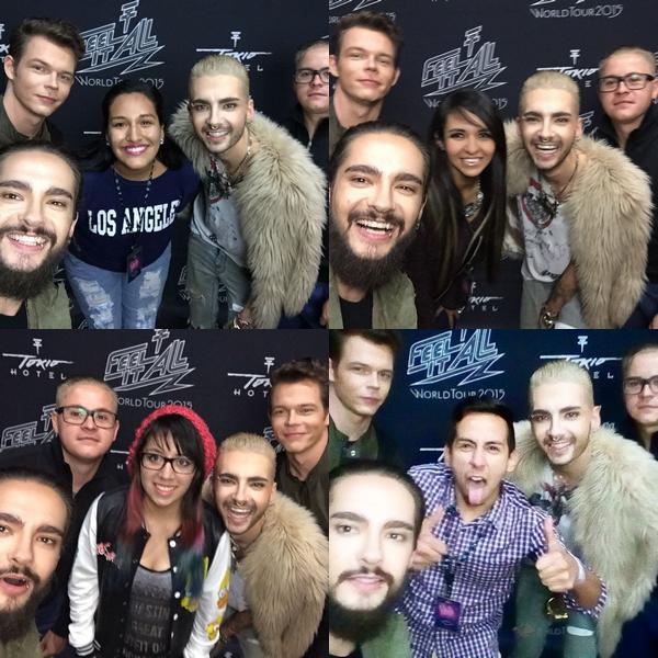 9 435 / 22.08.2015 - Meet & Greet à Lima.