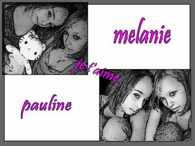 Mèllany && Pauline