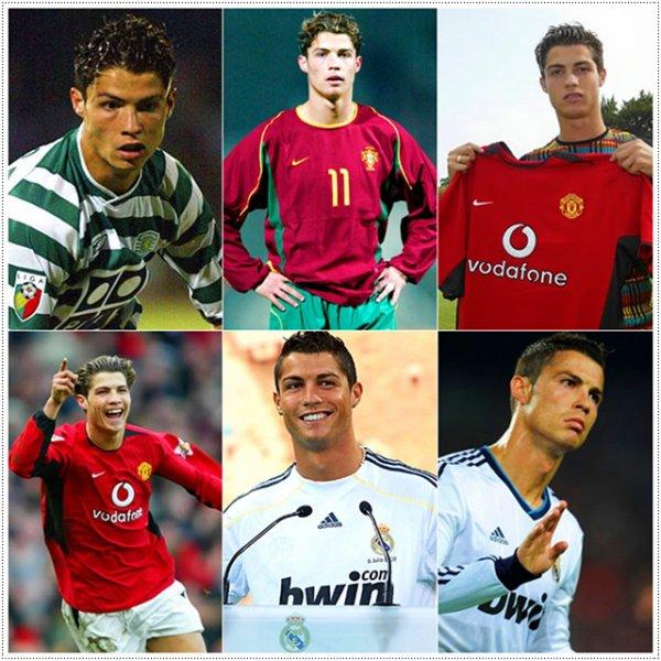 Cristiano Ronaldo, o melhor do mundo. ♥