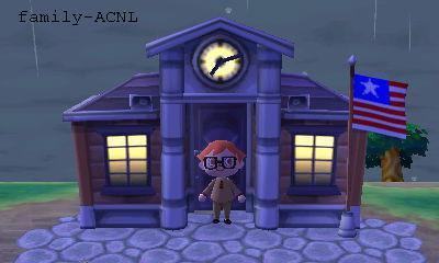 Bienvenue dans le monde Animal Crossing New Leaf