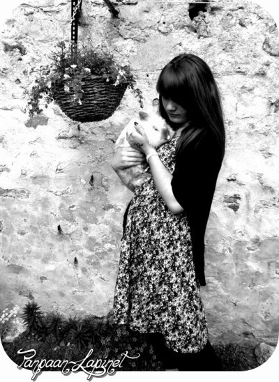 Mon doux petit lapin....