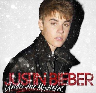 ♡♥ JUSTIN BIEBER ♥♡  L'album Under The Mistletoe