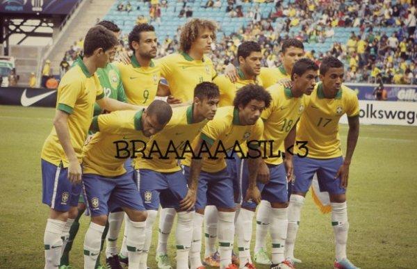 La meilleure équipe de foot! *_*