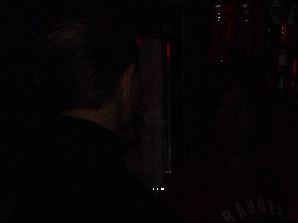 . Soirée à l'escape avec Anthony (23/10/10) , merci beaucoup à Gwendoline Wandelst pour les photos.   .