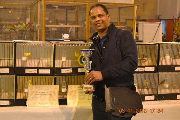 13eme championnat régional  CDE 2013 de saint nicolas lez arras