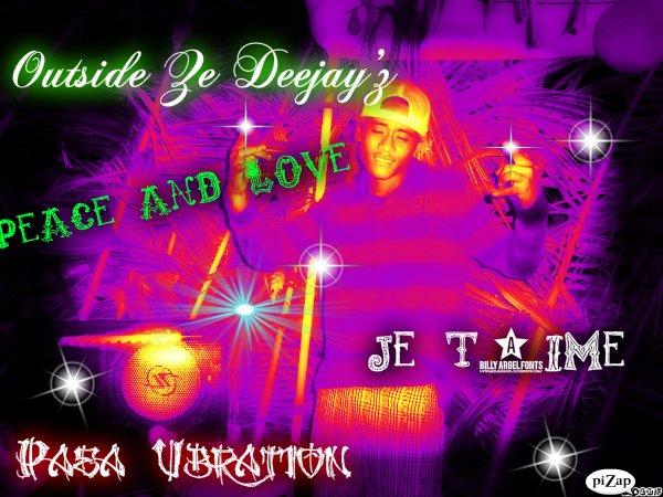 """""""PAEA VIBRATION"""" / Celindione Ft Outside Remix  (2012)"""