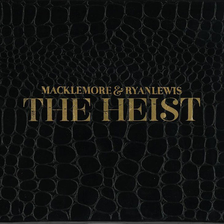 The Heist (Deluxe Edition) / Thrift Shop - Macklemore (2012)