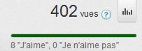 402 vues !