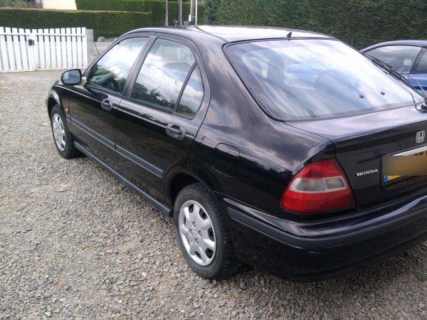 Honda civic a vendre