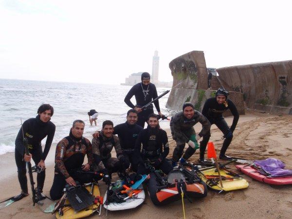 Association Atlantisse de chasse sous marine et sports sub AQUATIQUES et ENVIRONNEMENT.