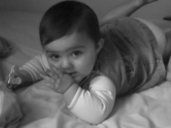 Ma petite Sarah <3