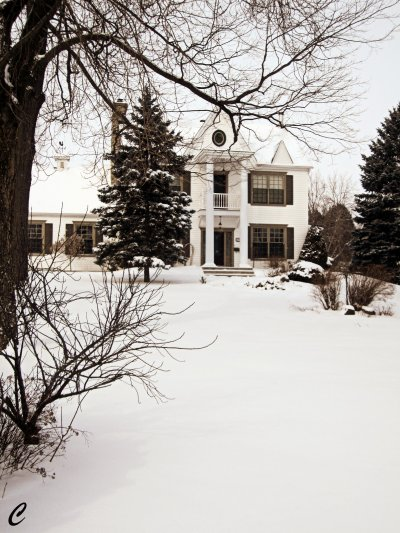 Notre maison !!
