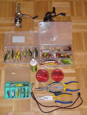 Dimanche 24 Octobre 2010 : L'avant pêche.