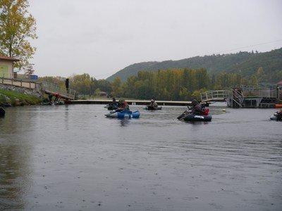 Dimanche 24 Octobre 2010 : Défi float