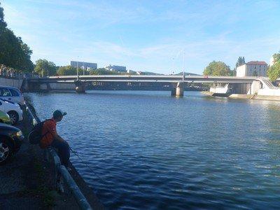 Vendredi 9 septembre : streetfishing à Lyon