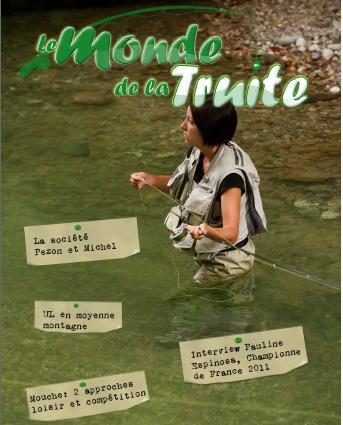 Magazine web : Le Monde de la Truite