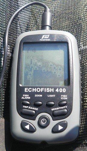 ECHO FISH 400 de Plastimo