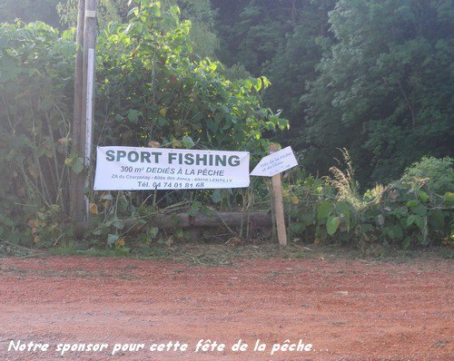 Samedi 2 Juin 2012 : fête de la pêche