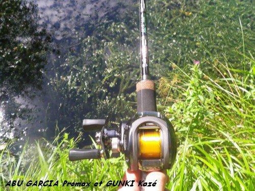 Vendredi 6 Juillet 2012 : test de matériel