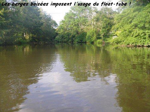 Jeudi 2 août 2012 - sur une petite rivière de plaine...