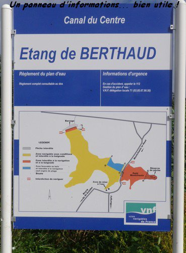 Mardi 14 août 2012 - Les étangs miniers