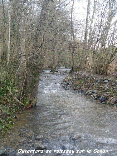Dimanche 10 Mars 2013 : pêche en ruisseau