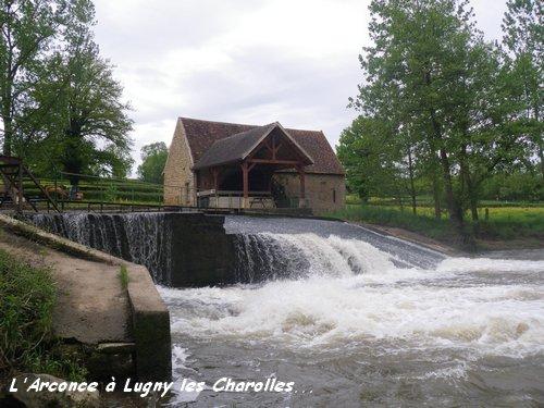 Week-end en Saône et Loire