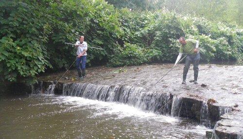 Samedi 20 Septembre 2014 - Initiation pêche des écrevisses