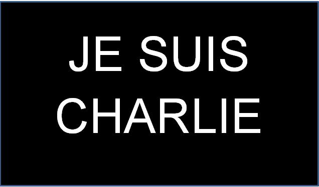 En soutien à l'attentat subi par Charlie Hebdo