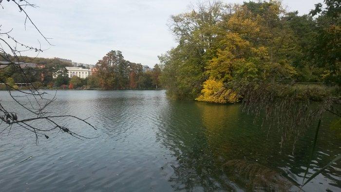 Samedi 24 Octobre 2015 : pêche dans un lac mythique pour un lyonnais