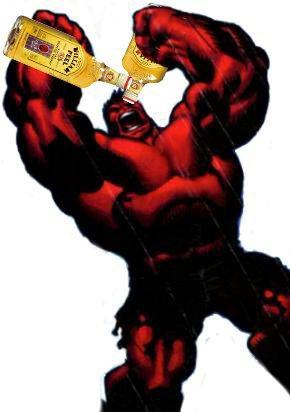 Whisky Hulk