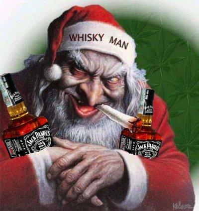 Moi en Père Noel