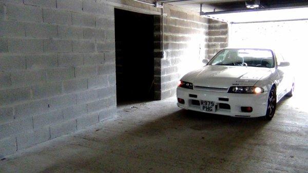 Skyline R33 spec 2 GTST en prépa moteur !