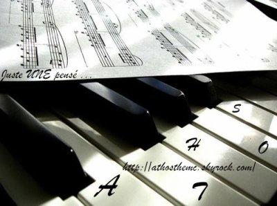 seul le piano me comprend (8) -Athos-juste une pensé...