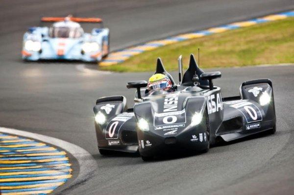 La Nissan Deltawings aperçue aux 24h du Mans 2012