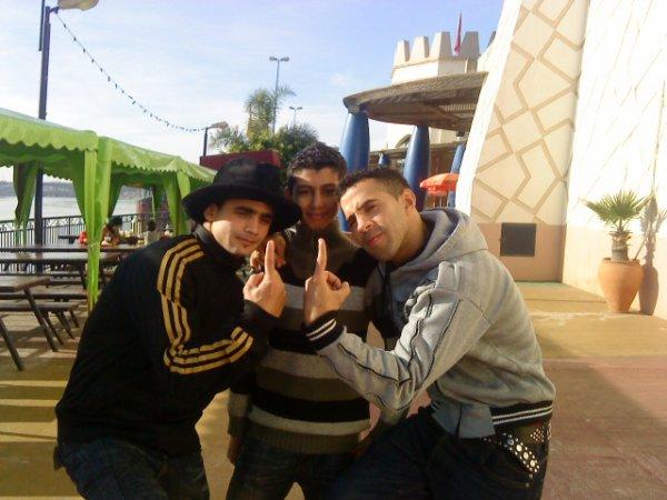 Avèèc Les Rabat-funks à Mààgic Park !!
