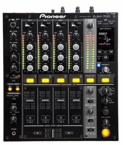 DJM-700 noir