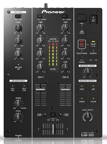 DJM-350 noir
