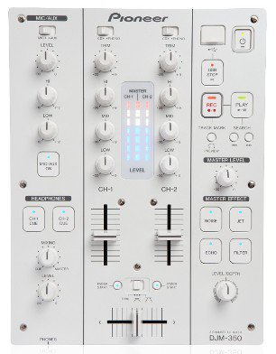 DJM-350 blanche