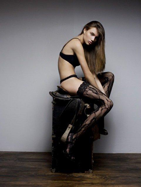 Natasha Galkina ( Un rêve d'une perfection que j'aimerais avoir )