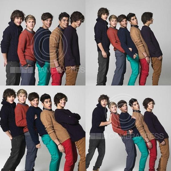 15 Décembre 2011 - D'autre photos du Photoshoot Sunday Times sont dévoilé.